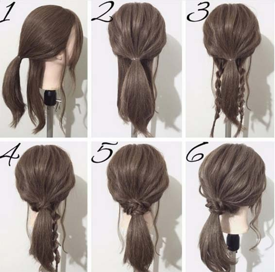 Fashion hairstyles for short, medium and long hair - fashion ...