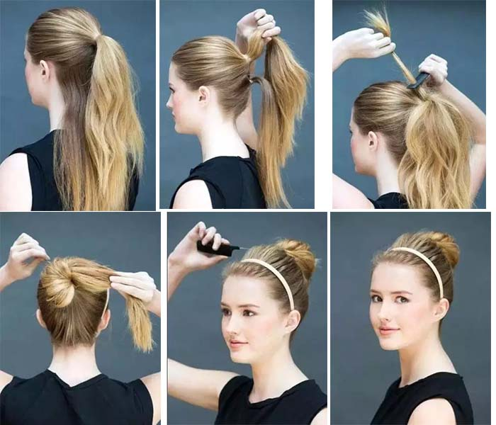 fashion hairstyle blog - Fashion hairstyles for short, medium and ...